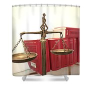 Bankruptcy Lawyer Richmond Va Shower Curtain
