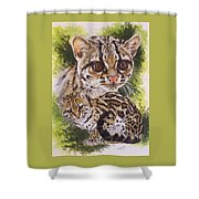 Bantam Shower Curtain