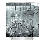 Bar Harbor Shower Curtain