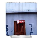 Bar Tico Shower Curtain