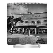 Barbaro Shower Curtain