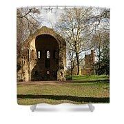 Barbarossa Ruin And Belvedere Shower Curtain