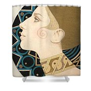 Barbra Shower Curtain
