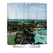 Barcelo Solymar Arenas Blancas  Shower Curtain