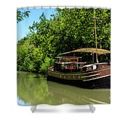 Barge Shower Curtain