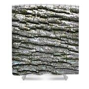 Bark Shower Curtain