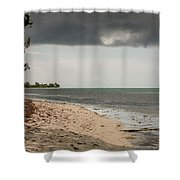 Barkers National Park Beach Shower Curtain