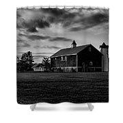 Barlow Farm Park Shower Curtain