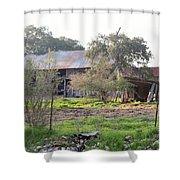 Barn 022 Shower Curtain