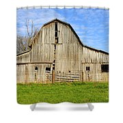Barn 101 Shower Curtain