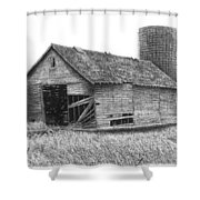 Barn 19 Shower Curtain