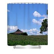 Barn 2 Shower Curtain
