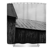 Barn 20 Shower Curtain