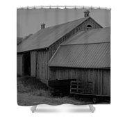 Barn 4 Shower Curtain