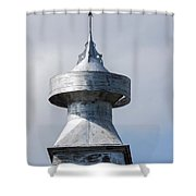 Barn Cupola Shower Curtain