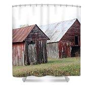 Barn In Kentucky No 100 Shower Curtain