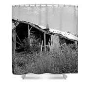 Barn In Kentucky No 87 Shower Curtain