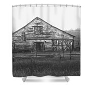 Barn Of X Shower Curtain