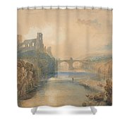 Barnard Castle Shower Curtain