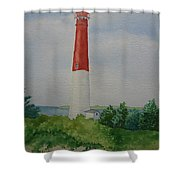 Barnegat Light Shower Curtain