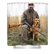 Barnes51 Shower Curtain