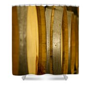 Barrels Of Fun Shower Curtain