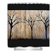 Barren Shower Curtain