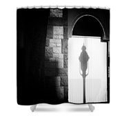 Barristers Window Shower Curtain