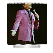 Barry Manilow-0774 Shower Curtain