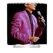 Barry Manilow-0785 Shower Curtain