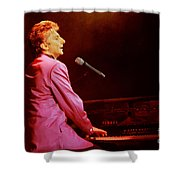 Barry Manilow-0800 Shower Curtain