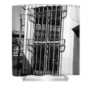 Bars Shower Curtain
