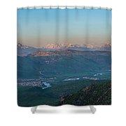 Barzan Shower Curtain