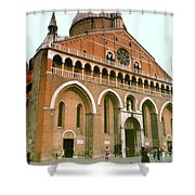 Bascila St. Antonia In Padua, Italy Shower Curtain