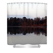 Base Shower Curtain