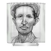 Bashi Shower Curtain