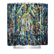 Basilica 2 Shower Curtain