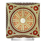 Basilica Cupola Shower Curtain