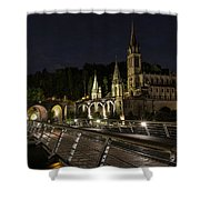 Basilica Of The Immaculate Conception Shower Curtain