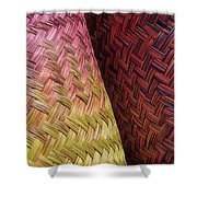 Baskets Of Provence Shower Curtain
