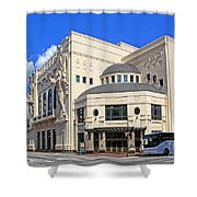 Bass Hall 5480mxx Shower Curtain