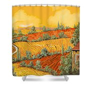 Bassa Toscana Shower Curtain