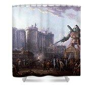 Bastille Shower Curtain