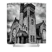 Batavia Baptist Church 2161 Shower Curtain