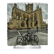 Bath Abbey 2.0 Shower Curtain