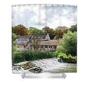 Bathampton Mill Shower Curtain