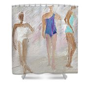 Bathing Beauties Shower Curtain