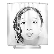 Bathtub Shower Curtain