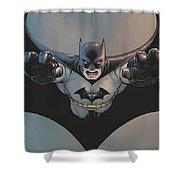 Batman Incorporated Shower Curtain