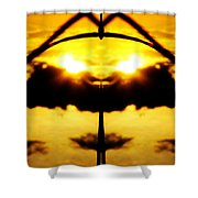 Batmen Shower Curtain